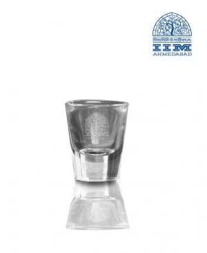 Shot Glass with Logo