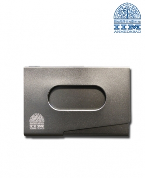 Silver Metal card  holder