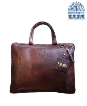 Laptop Sleeve Brown Slim