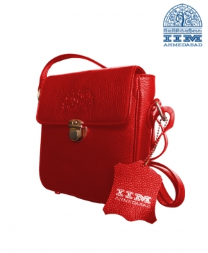 Red Ladies Sling Bag
