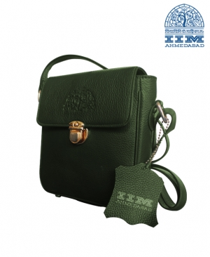 Green Ladies Sling Bag