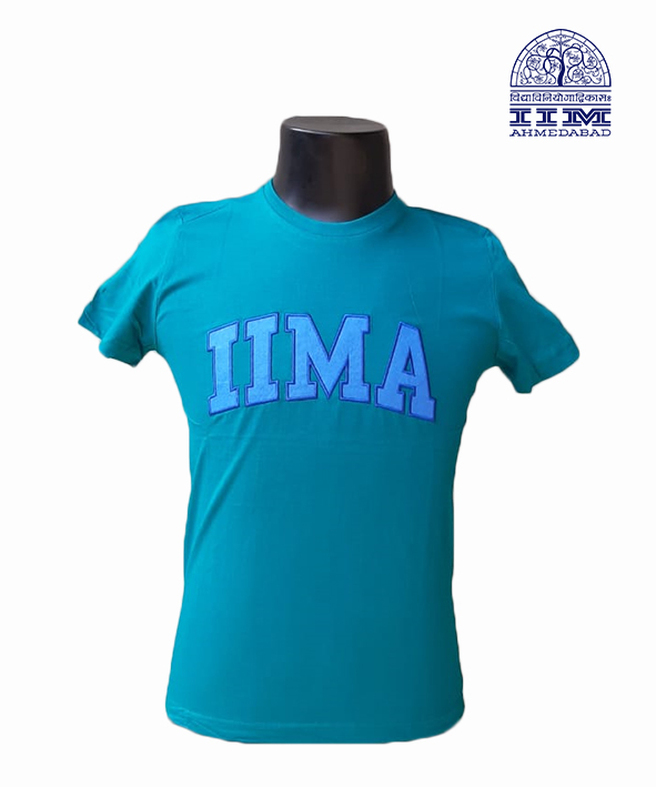 Round Neck RM-Green With IIMA
