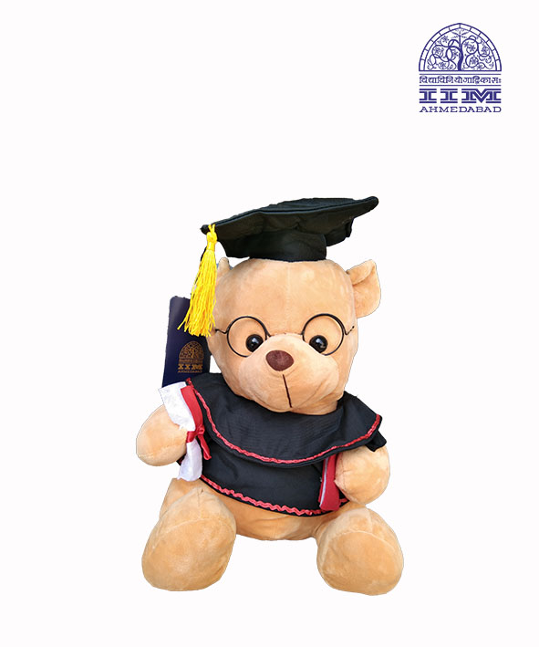 Convocation Teddy Small