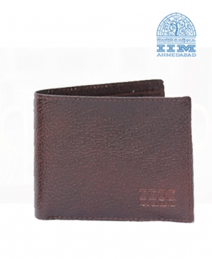 Wallet Genuine Leather Brown
