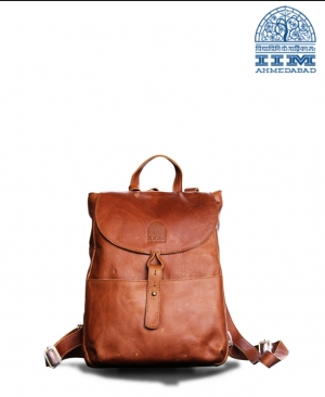 Leather Backpack (Small)