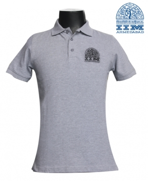 Grey Polo BFL T-Shirt